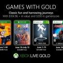 Xbox Games With Gold giugno 2019, ecco i giochi gratis per gli abbonati a Live Gold