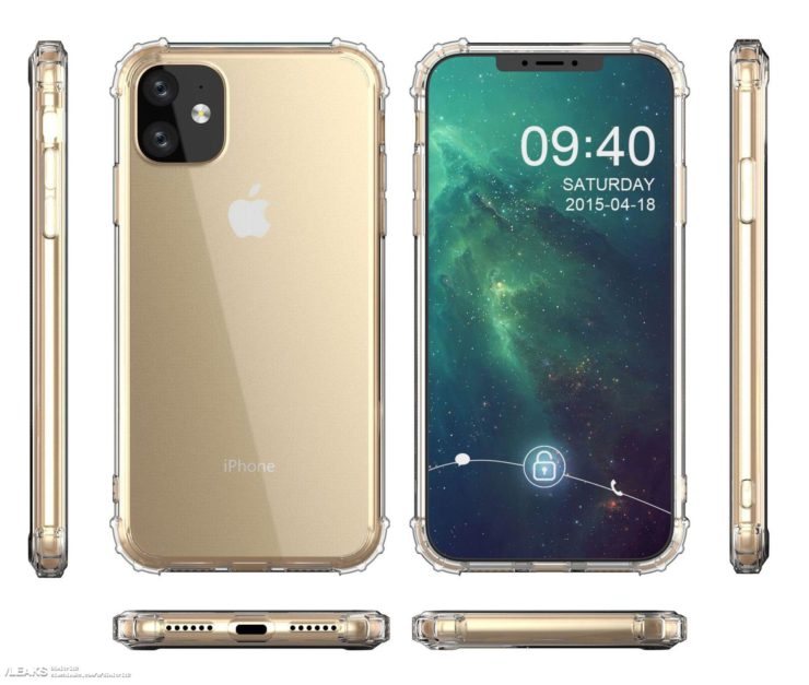 Iphone Xir Case Matches Previously Leaked Design 740X627