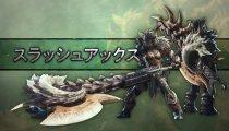 Monster Hunter: World - Iceborne - Trailer dell'arma Switch Axe