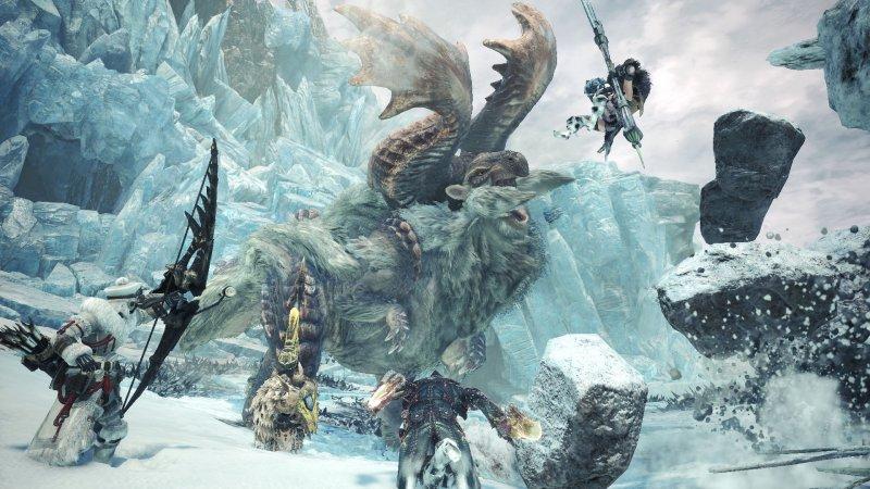 Monster Hunter World Iceborne 02