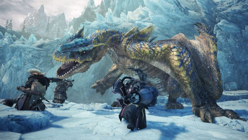 Monster Hunter World Iceborne 21