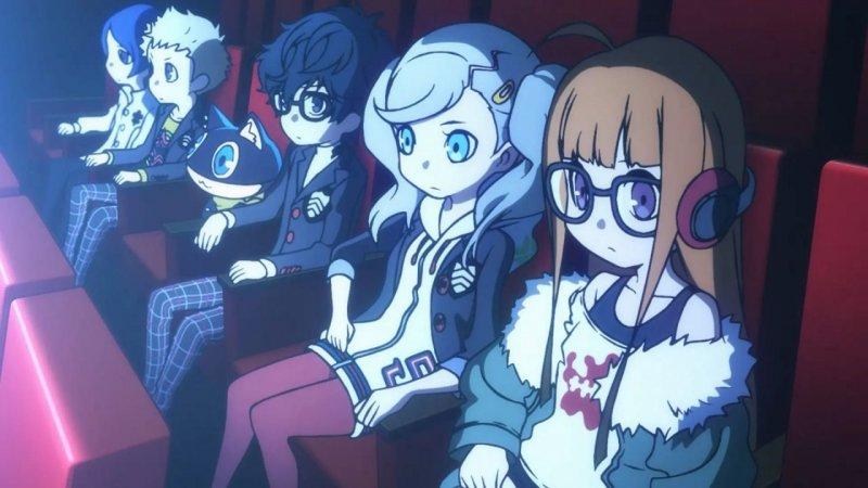 Persona Q2 New Cinema Labyrinth Review 8 1280X720