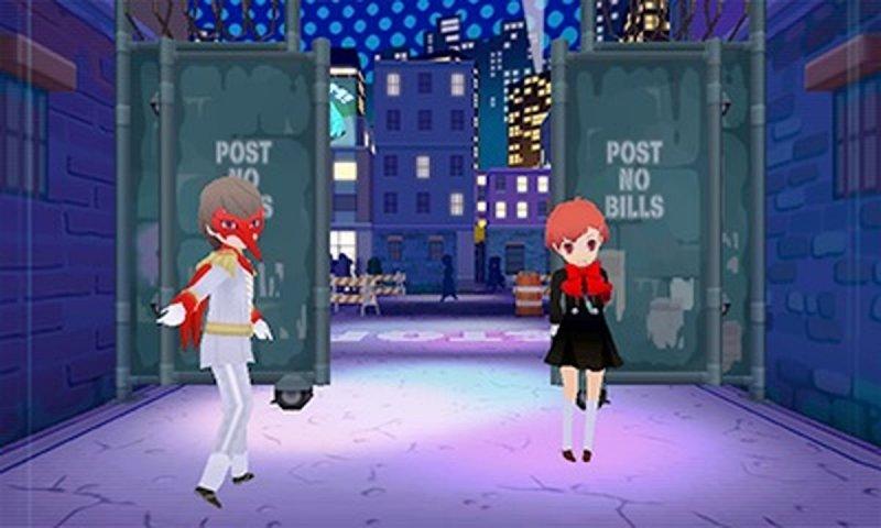 Persona Q2 Screen 2