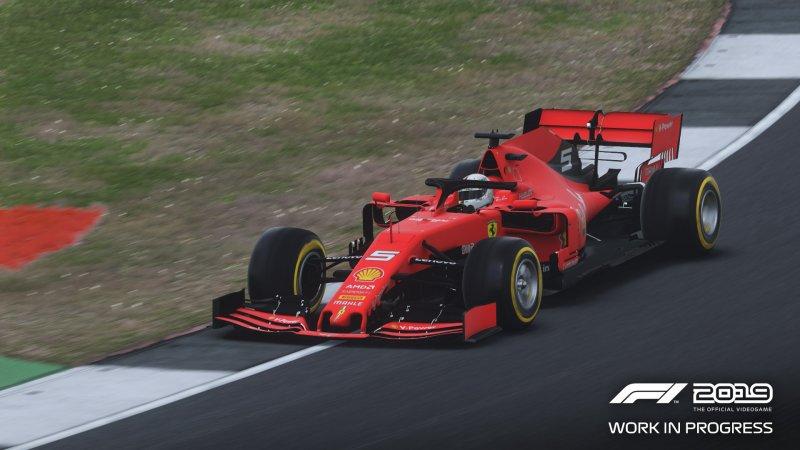 F1 2019 Final Cars 5