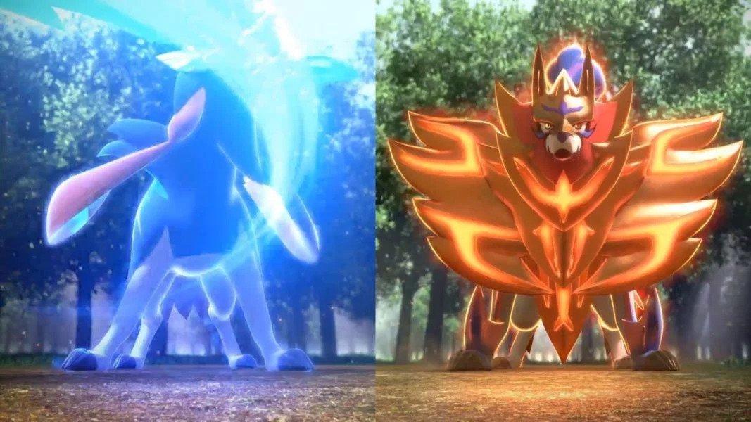 Pokemon Spada E Scudo Pokemon Leggendari E Nuove Creature