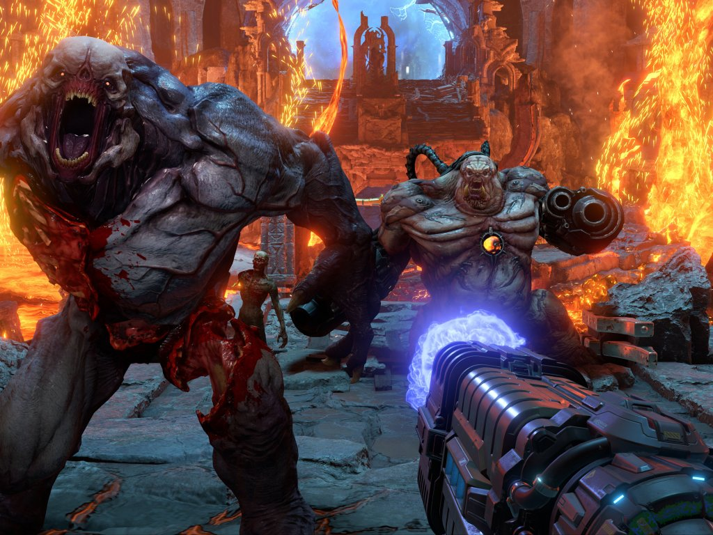 DOOM Eternal: We will be fighting dragons and mechs in the next DLC, reveals the director