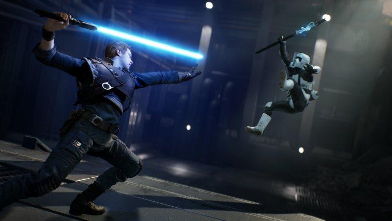 Star Wars Jedi Fallen Order Force Push