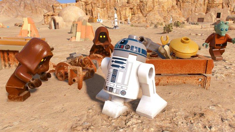 Lego Star Wars The Skywalker Saga 2