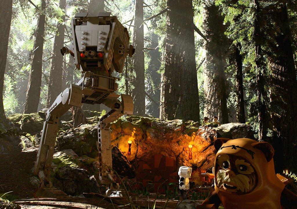 LEGO Star Wars: The Skywalker Saga, preview