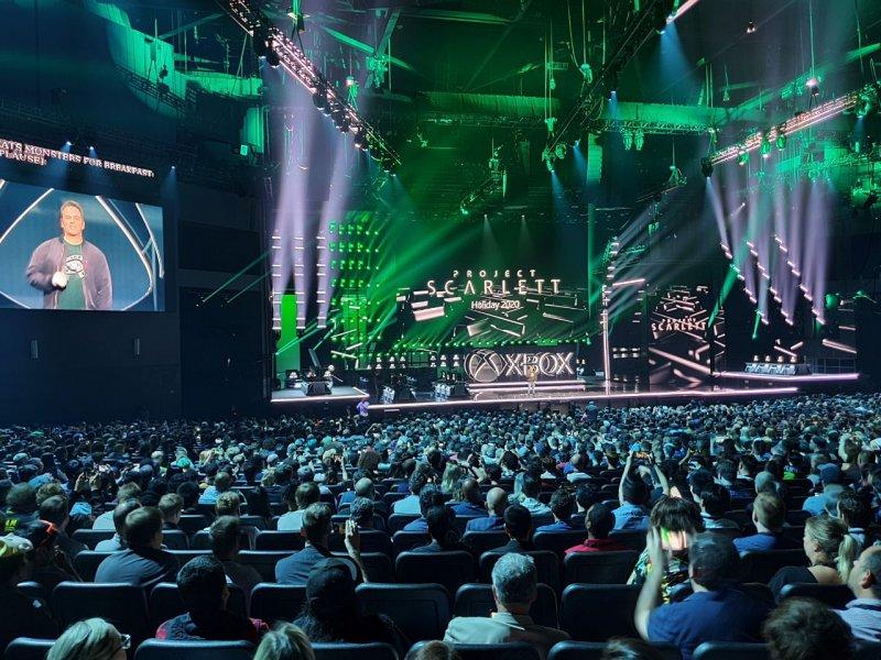 Project Scarlett E3 2019 2