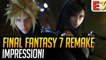 Final Fantasy VII Remake - Video Anteprima E3 2019