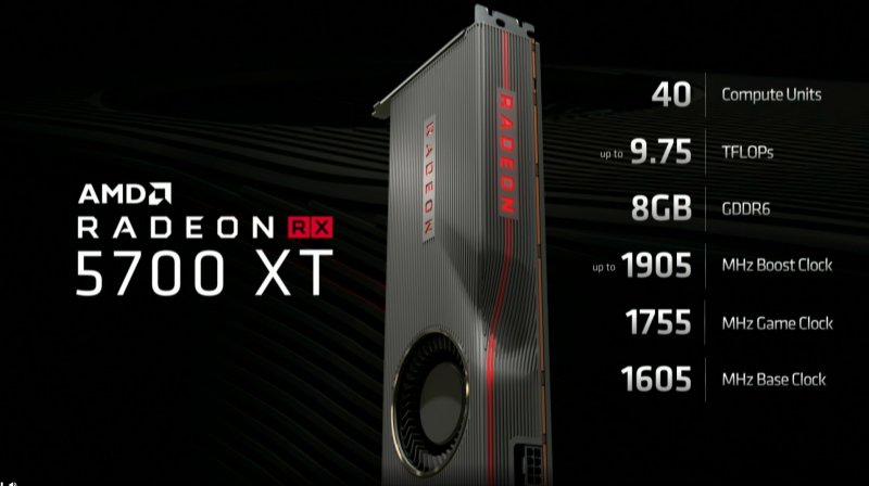 Amd Radeon Rx 5700 Xt 1