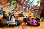 Crash Team Racing: Nitro-Fueled, PS4 VS Nintendo Switch in un video confronto - Video
