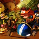 Crash Team Racing, Mario Kart 8 e Team Sonic Racing: il video confronto