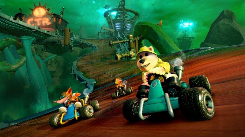 Crash Team Racing Nitro Fueled 3