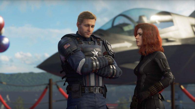 Marvels Avengers 01