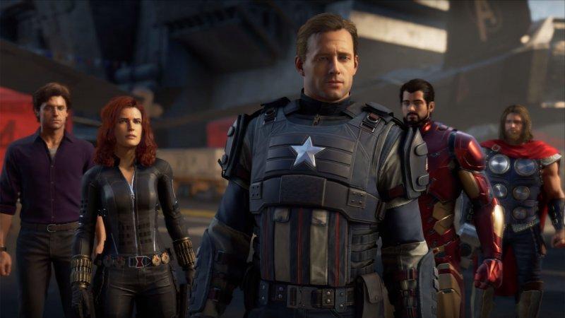 Marvels Avengers 02