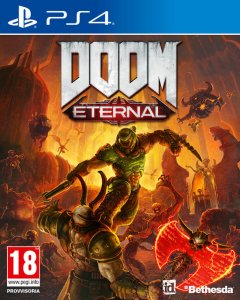 DOOM Eternal per PlayStation 4