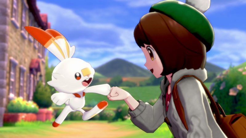 Switch Pokemonswordpokemonshield E3 Screen 03