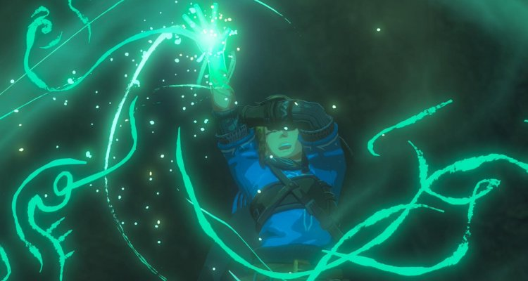 The Legend of Zelda: Breath of the Wild  …