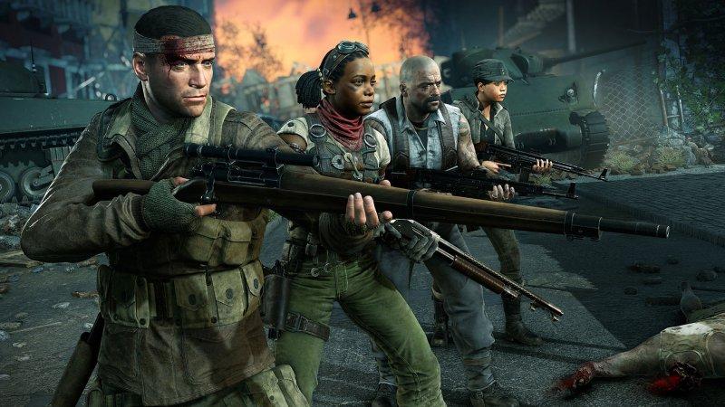 Zombie Army 4 Dead War 2