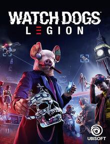 Watch Dogs: Legion per PC Windows