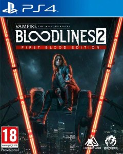 Vampire: The Masquerade - Bloodlines 2 per PlayStation 4