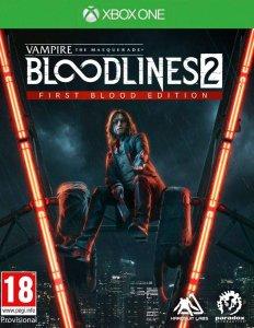 Vampire: The Masquerade - Bloodlines 2 per Xbox One