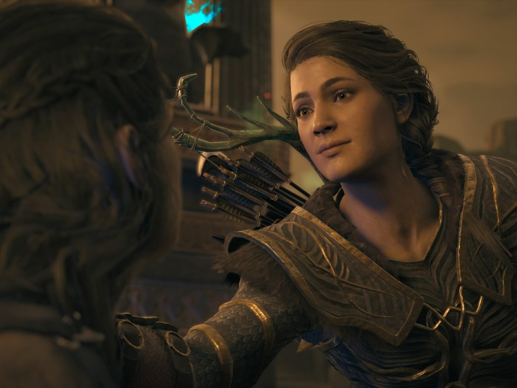 Assassin S Creed Odyssey Kassandra Isn T The Only Protagonist