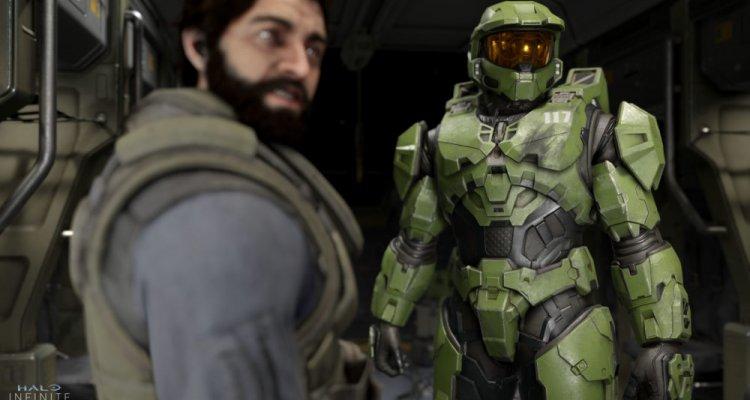 Halo Infinite, un messaggio di Cortana nascosto nel trailer dell'E3 2019