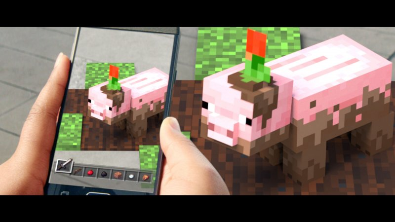 Minecraft Earth 12
