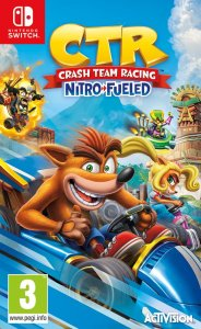 Crash Team Racing: Nitro-Fueled per Nintendo Switch