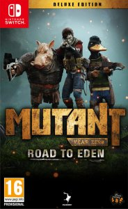 Mutant Year Zero: Road to Eden per Nintendo Switch