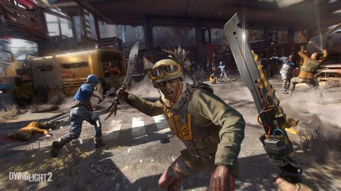 Dying Light 2 and Videogame Laboratory among the Twitch broadcasts of Multiplayer today