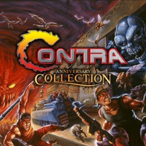Contra Anniversary Collection per PlayStation 4