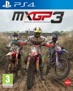 MXGP3 - The Official Motocross Videogame per PlayStation 4