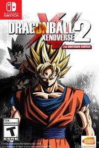 Dragon Ball Xenoverse 2 per Nintendo Switch