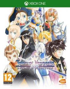Tales of Vesperia: Definitive Edition per Xbox One