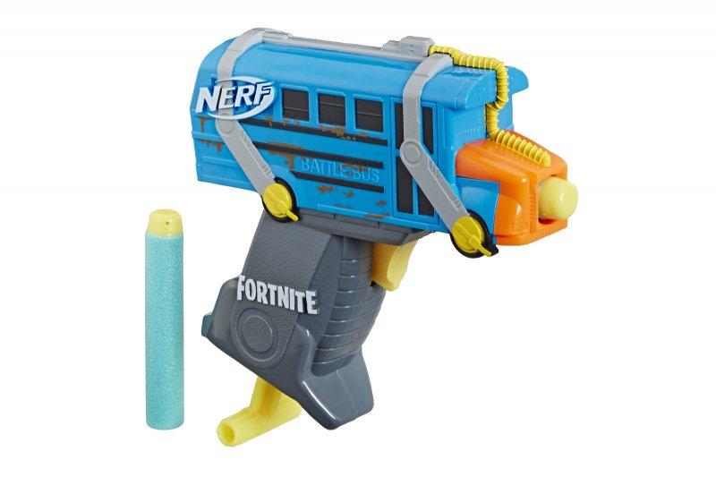 Fortnite Hasbro Battlebus Nerf 1