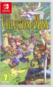 Collection of Mana per Nintendo Switch