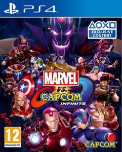 Marvel Vs. Capcom: Infinite per PlayStation 4