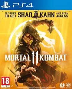 Mortal Kombat 11 per PlayStation 4