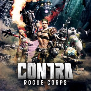 Contra: Rogue Corps per Nintendo Switch