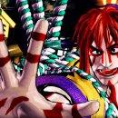 Samurai Shodown, Kyoshiro è il sedicesimo personaggio del roster