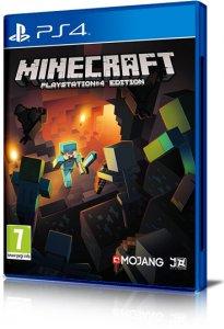 Minecraft per PlayStation 4