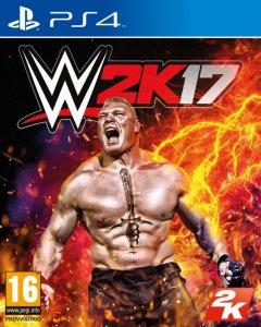WWE 2K17 per PlayStation 4