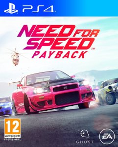 Need for Speed Payback per PlayStation 4