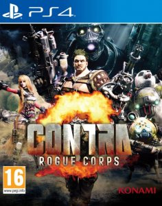 Contra: Rogue Corps per PlayStation 4