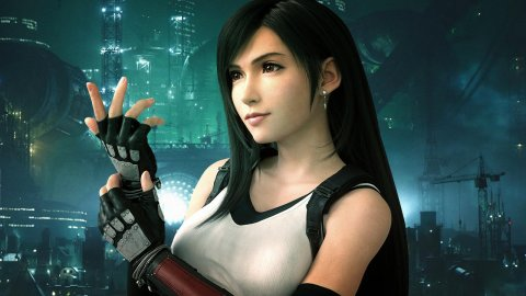 Final Fantasy 7 Remake, Tifa's cosplay by OMGcosplay: beautiful and nice