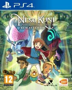 Ni no Kuni: La Minaccia della Strega Cinerea Remastered per PlayStation 4